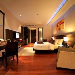 Отель Wyndham Sea Pearl Resort Phuket 4* Улучшенный номер с различными типами кроватей фото 4