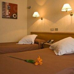 Отель Leuka 3* Стандартный номер с различными типами кроватей фото 6