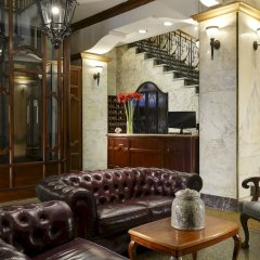 Hotel Continental Genova вестибюль фото 2