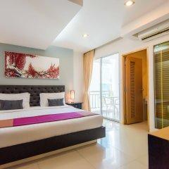 Отель Hallo Patong Dormtel And Restaurant 3* Номер Премьер