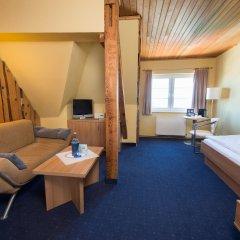 Hotel Am Alten Strom 3* Стандартный номер с различными типами кроватей