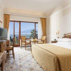 Grand Hotel de la Ville 4* Номер Делюкс с различными типами кроватей