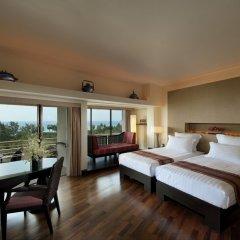 Отель Hilton Phuket Arcadia Resort and Spa 5* Полулюкс разные типы кроватей фото 7