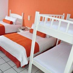 Отель Flamingo Cancun Resort Мексика, Канкун - отзывы, цены и фото номеров - забронировать отель Flamingo Cancun Resort онлайн комната для гостей фото 10