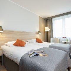 Отель Scandic Wroclaw 4* Стандартный номер с различными типами кроватей