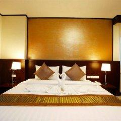 Отель Orchid Resortel Улучшенный номер разные типы кроватей фото 2