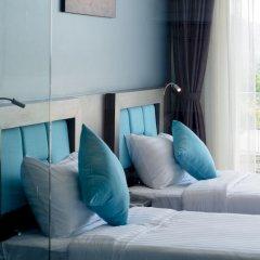 Отель The Blue комната для гостей фото 10