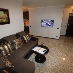 Апартаменты TVST Apartments Bolshoy Kondratievskiy 6 Люкс с различными типами кроватей