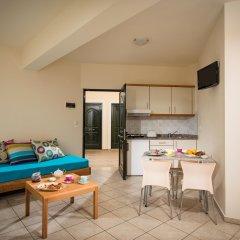 Kristalli Hotel Apartments 3* Улучшенные апартаменты с различными типами кроватей