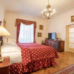 Отель U Zlateho Stromu 4* Апартаменты