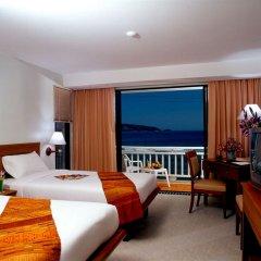 Отель Sunset Beach Resort 4* Стандартный номер с различными типами кроватей фото 2