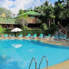 Отель Kata Garden Resort открытый бассейн фото 3