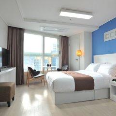Hotel The Mark Haeundae 3* Номер Делюкс с различными типами кроватей