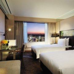 Lotte Hotel Seoul 5* Улучшенный номер с различными типами кроватей фото 9