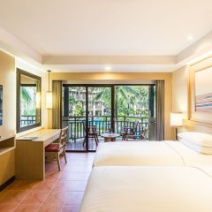 Отель Phuket Marriott Resort & Spa, Merlin Beach комната для гостей фото 13