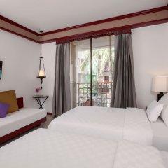Отель New Patong Premier Resort 3* Улучшенный номер с различными типами кроватей фото 2