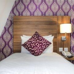 Отель City Continental London Kensington 3* Стандартный номер с различными типами кроватей фото 2