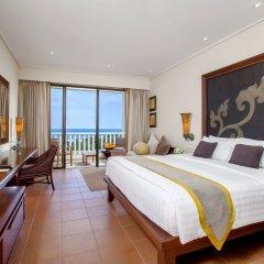 Отель Movenpick Resort & Spa Karon Beach Phuket 5* Улучшенный номер с различными типами кроватей фото 4