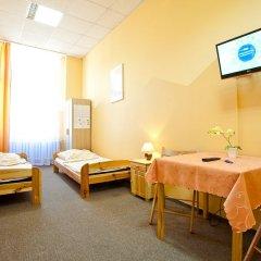 Moon Hostel Стандартный номер с различными типами кроватей (общая ванная комната) фото 8