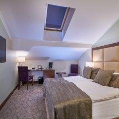 Hotel KING DAVID Prague 5* Стандартный номер с разными типами кроватей