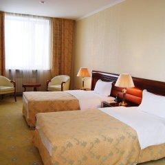 Гостиница Гранд Холл 4* Номер категории Премиум с 2 отдельными кроватями