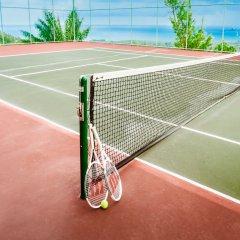 Отель Villa Katrani Самуи теннисный корт