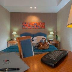 Quality Hotel Rouge et Noir Roma комната для гостей фото 4