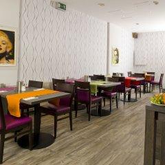 Отель Arion Cityhotel Vienna ресторанный дворик