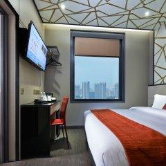 Hotel Boss 4* Улучшенный номер фото 2