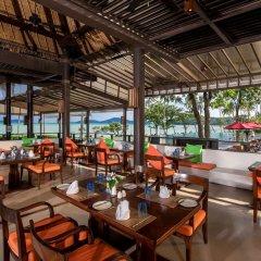 Отель The Vijitt Resort Phuket ресторан фото 2