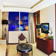 Отель Swiss Grand Xiamen 4* Люкс повышенной комфортности с различными типами кроватей