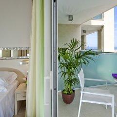 Отель Mercure Rimini Artis вид из номера