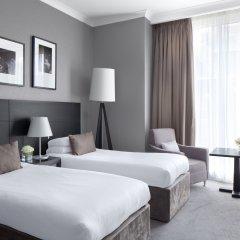 Radisson Blu Hotel, Glasgow 4* Стандартный семейный номер с двуспальной кроватью