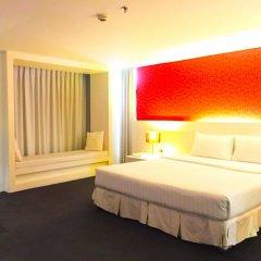 I Residence Hotel Silom 3* Номер Делюкс с различными типами кроватей фото 34