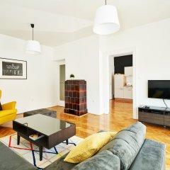 Апартаменты Irundo Zagreb - Downtown Apartments Стандартный номер с 2 отдельными кроватями