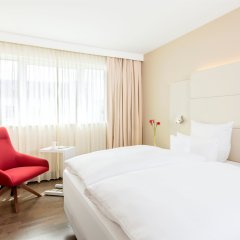 Отель NH Collection Nürnberg City 4* Улучшенный номер с различными типами кроватей