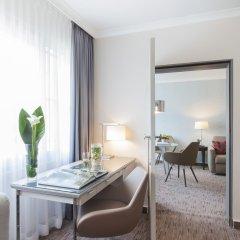 Отель Crowne Plaza Berlin City Centre 4* Стандартный номер с разными типами кроватей фото 2
