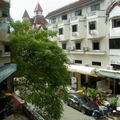Отель Niku Guesthouse вид из номера фото 3