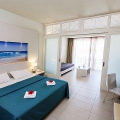 Lindos White Hotel & Suites 4* Люкс с различными типами кроватей