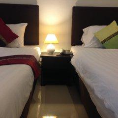 Апартаменты Grande Elegance Serviced Apartment Улучшенный номер с различными типами кроватей