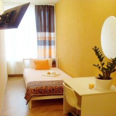 Apelsin Hotel on Sretenskiy Boulevard 2* Номер Эконом разные типы кроватей (общая ванная комната)