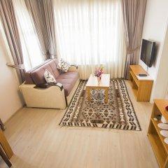 Апартаменты Feyza Apartments Улучшенные апартаменты с различными типами кроватей