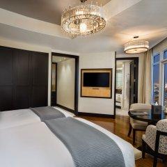 Отель Kempinski Mall Of The Emirates 5* Улучшенный номер с различными типами кроватей фото 2