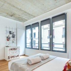 Апартаменты Sweet inn Apartments Galeries Lafayette-St Lazarre Стандартный номер с различными типами кроватей