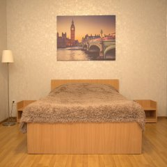 """Гостиница """"ПИПЛ"""" Номер категории Эконом с различными типами кроватей фото 3"""