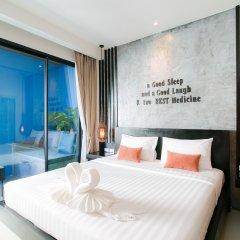 Отель The House Patong 3* Улучшенный номер с различными типами кроватей