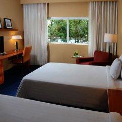 Отель Courtyard By Marriott Cancun Airport комната для гостей фото 5