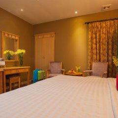 Silverland Min Hotel 2* Номер Делюкс с различными типами кроватей