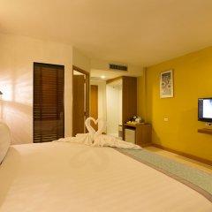 Ansino Bukit Hotel 3* Номер Делюкс разные типы кроватей