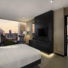 Отель Hilton Tallinn Park 4* Люкс с разными типами кроватей фото 7